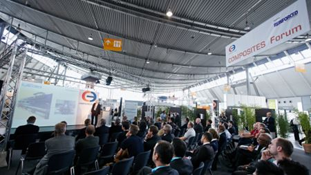 COMPOSITES EUROPE 2014: A comprehensive supporting programme