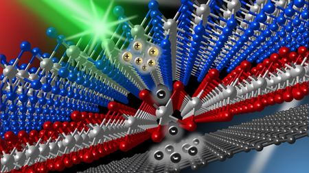 No place to sit keeps electrons on the move in graphene