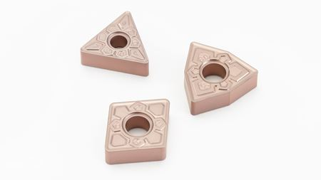Kyocera introduces new carbide tool inserts