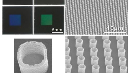 Metallic glass nanotubes promise novel properties