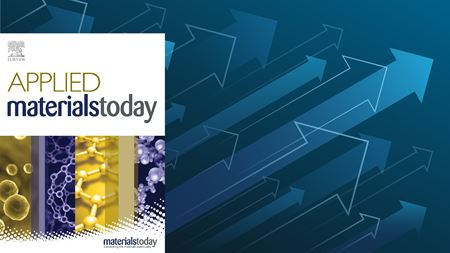 Applied Materials Today achieves CiteScore of 9.9
