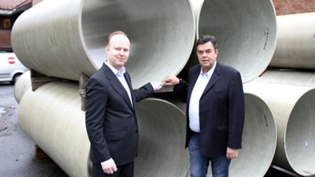 Amiantit wins major pipe contract in Sweden