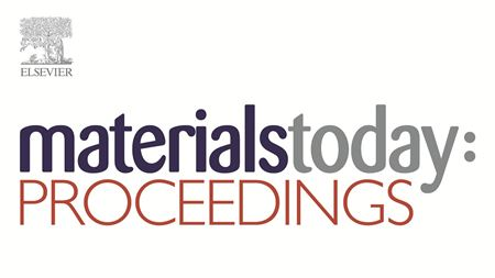 Materials Today: Proceedings now online