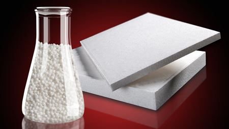 Polyethersulfone foam is world's first