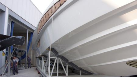 Turkish yacht builder selects Scott Bader products
