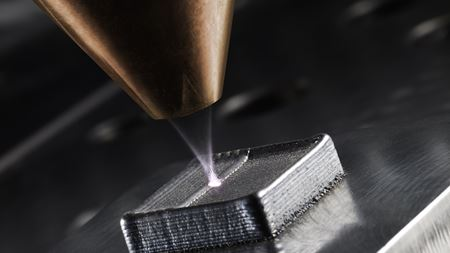 Trumpf develops 3D printers for metal parts