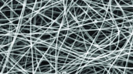 Novel nanofiber material has power to clean wastewater
