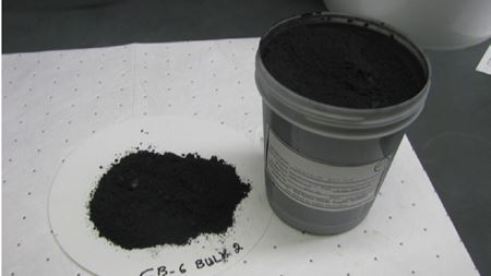 Zenyatta makes progress on graphite powder testing