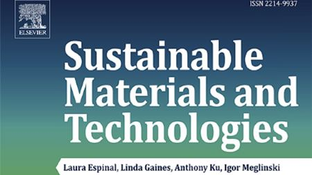Sustainable Materials and Technologies