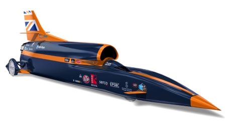 Graphite Additive Manufacturing joins BLOODHOUND project