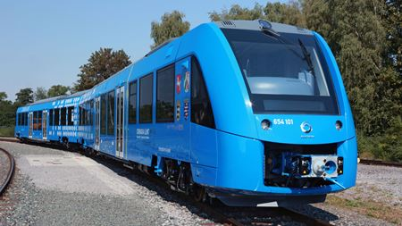 Gas-powered trains from Linde