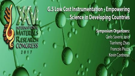 Low Cost Instrumentation at the XXVI IMRC - Empowering Science in Developing Countries