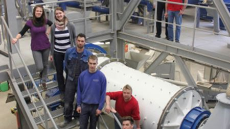 Grinding specialist uses Malvern particle sizing