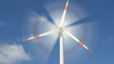 Adhesives for bonding wind turbine blades