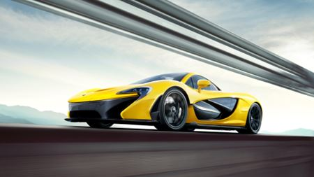 McLaren P1 to launch at Geneva Motor Show