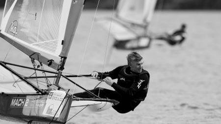 SP - High Modulus sponsors Zhik 2011 Moth Worlds