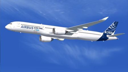 ATK and Airbus extend A350 XWB contract