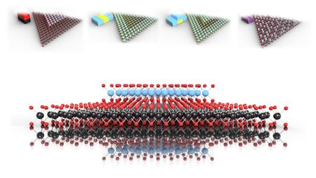 Scientists develop blueprint for fabricating 2D heterostructures