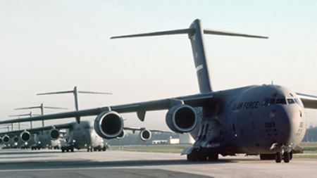 General Dynamics wins $17 million contract to produce C-17 components