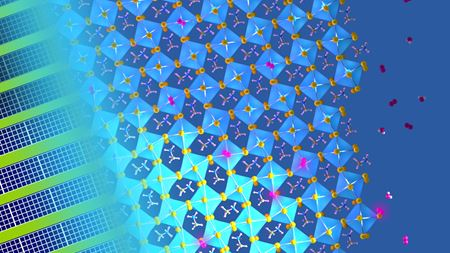 Light, oxygen and humidity can 'heal' perovskite solar cells
