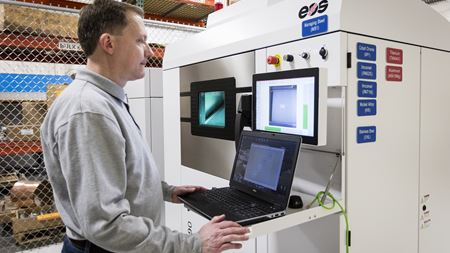 Johns Hopkins opens additive manufacturing center of excellence