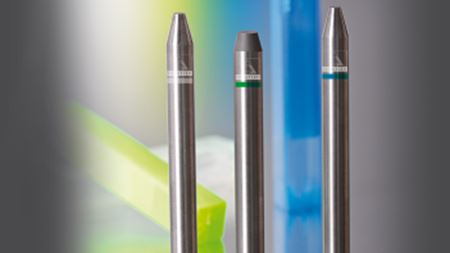 Ceratizit showcases carbide water jet components at the recent EuroBLECH exhibition in Hannover, Germany.