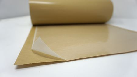 New adhesive film for boatbuilding