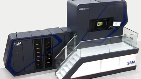 Multi-laser printer is 20 times faster