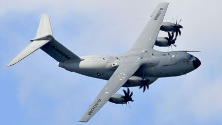 ATK to manufacture A400M composite wing cover stringers