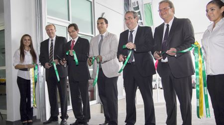 Arburg opens new office in Mexico