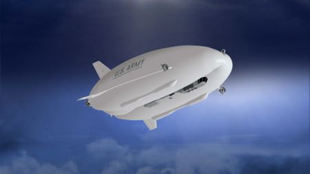 Tods Aerospace to produce US airship components