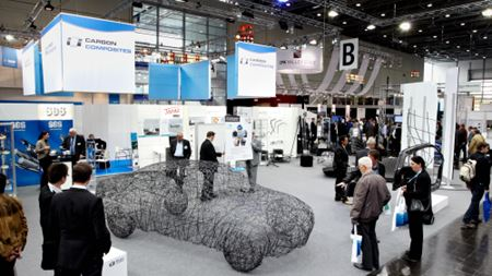 COMPOSITES EUROPE 2014 set for new attendance record