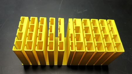 Metamaterial device that can control sound waves