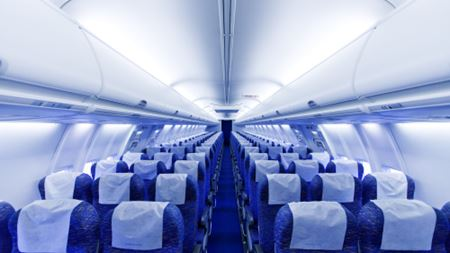 Thermoplastic sandwich panel promises weight savings for aircraft interiors