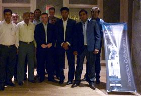 Enthone High Performance Electroplating Systems Seminar Held in Gurgaon, India.
