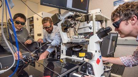'Exciton' new way to measure the band gap of 2D materials
