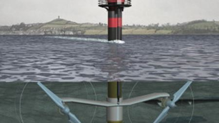 Wave and tidal power – an emerging new market for composites