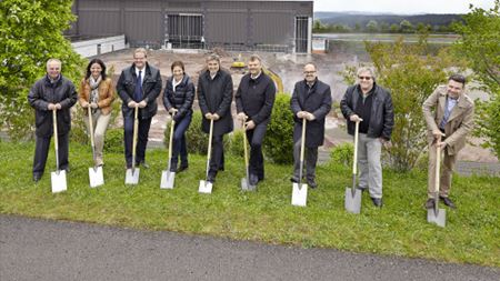 Arburg expands central production plant