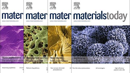 Materials Today – flagship journal now open for original research article submissions