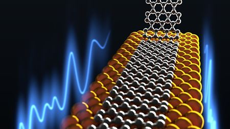 Graphene could form basis for frictionless coatings