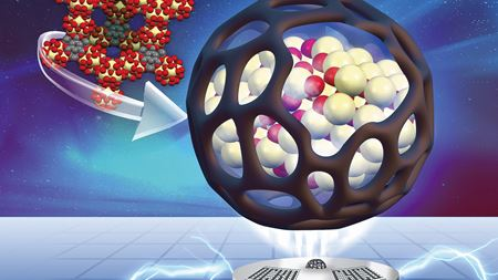 Metal-organic framework boosts sodium-ion storage