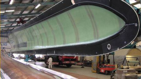Tooling up for large wind turbine blades