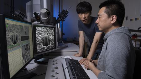 'Flash' ceramics can take the strain