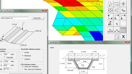 Componeering releases new version of ESAComp composite design software
