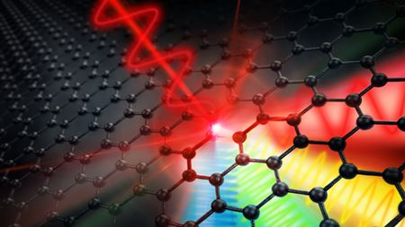 Graphene hits the right note at high frequencies