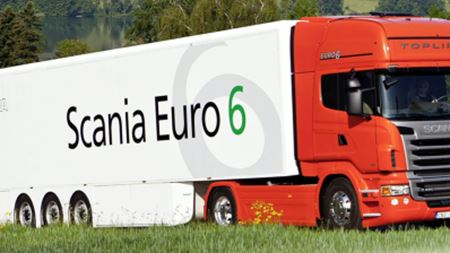 Scania collaborates with DuPont on its first thermoplastic oil pan module