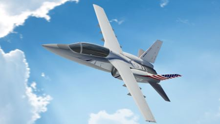 Kaman supplies composite components for Textron AirLand Scorpion
