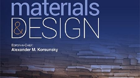 Materials & Design to be Open Access from 2019