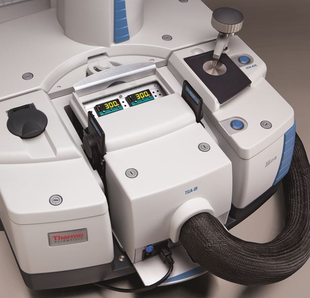Thermo Scientific TGA-IR module enhances materials characterization for users of Thermo Scientific FT-IR spectrometers