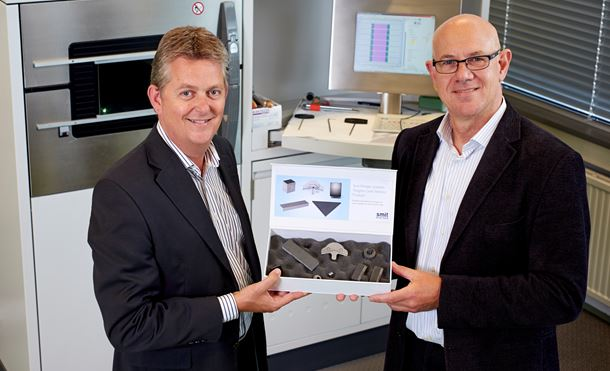 Smit Röntgen revolutionizes the metal additive manufacturing industry by 3D printing pure tungsten parts